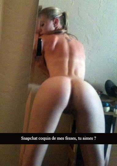 Snapchat fille nue, photo très sexy
